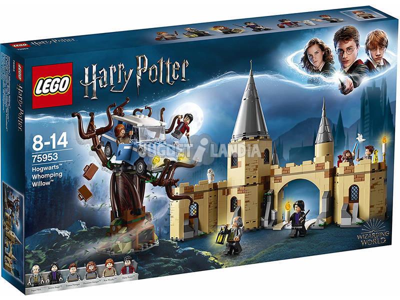 Lego Harry Potter Sauce Boxeador de Hogwarts 75953