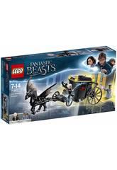 imagen Lego Animales Fantásticos Huida de Grindelwald 75951