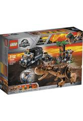 Lego Jurassic World La Fuite du Carnotaurus 75929