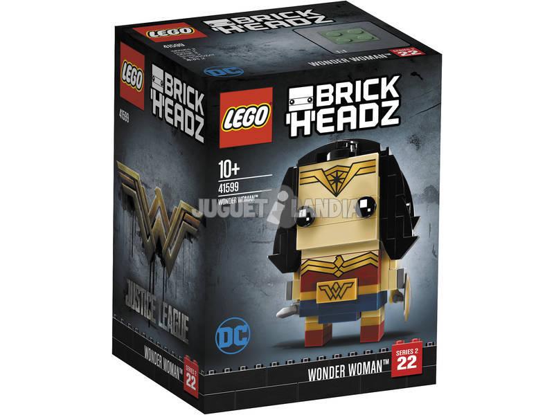 Lego herói mulher maravilha 41599