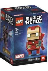 Lego BrickHeadz Iron Man 41604