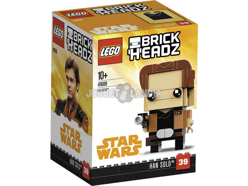LEGO Brickhead Han Solo 41608