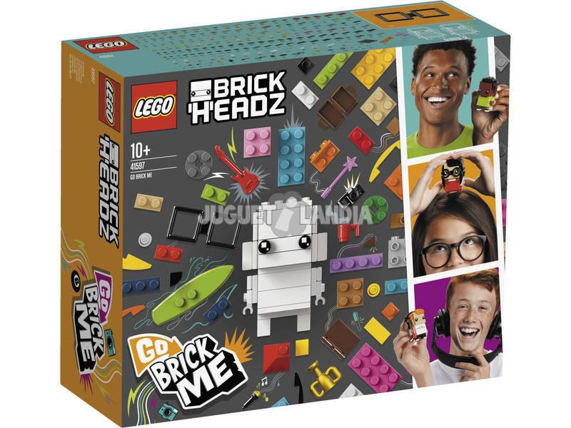 LEGO BrickHeadz Mi Yo de Tijolos 41597