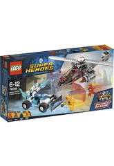 Lego Super Heroes L'inseguimento congelante della Speed Force 76098