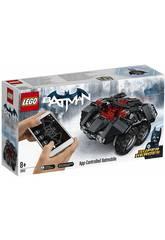 imagen Lego super heroes Batmóvil controlado por app 76112