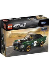 imagen Lego Speed Champions Ford Mustang Fastback del 68 75884