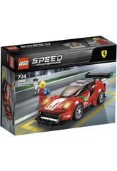 Lego Speed Champions Ferrari 488 GT3 Rennstall Corsa 75886
