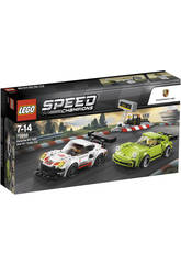 Lego Speed Champions Porsche 911 RS und 911 Turbo 75888