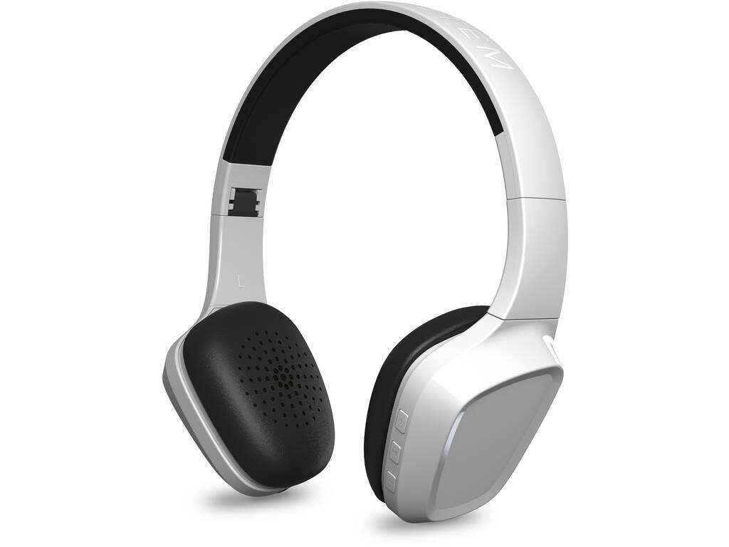 Fones de ouvido 1 Bluetooth Color White Energy Sistem 428762