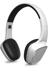 Électronique Casque 1 Bluetooth Couleur Blanc Energy Sistem 428762