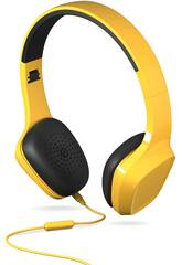 imagen Auriculares 1 Mic Color Amarillo Energy Sistem 428397