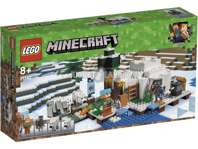 Lego Minecraft El Iglú Polar 21142