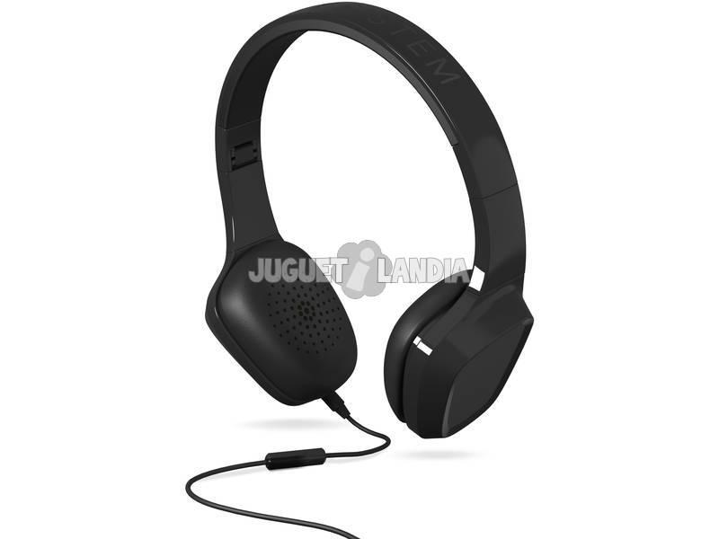 Fones de ouvido 1 Mic Color Black Energy Sistem 428144