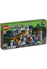 Lego Minecraft Avventure con la Bedrock 21147