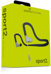 Auriculares Sport 2 Color Amarillo Energy Sistem 429363