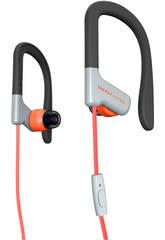 Auriculares Sport 1 Red Mic Energy Sistem 429349