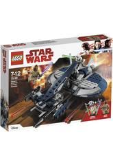 imagen Lego Star Wars Speeder de Combate del General Grievous 75199