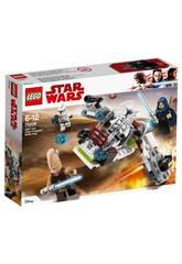 Lego Star Wars Pack de Combat Jedi et Soldats Clon 75206