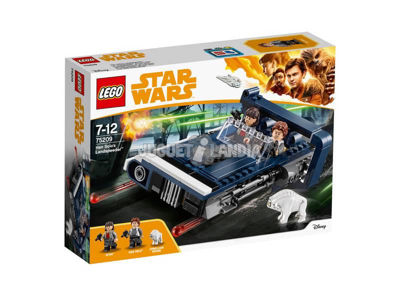 Lego Star Wars Speeder Terreno de Han Solo 75209