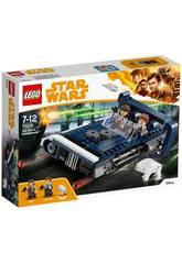 Lego Star Wars Il Landspeeder di Han Solo 75209