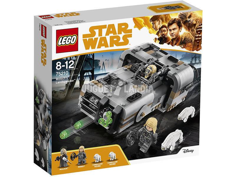 Lego Star Wars Speeder Terrrestre de Moloch 75210