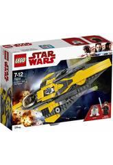 Lego Star Wars Jedi Starfighte di Anakin 75214