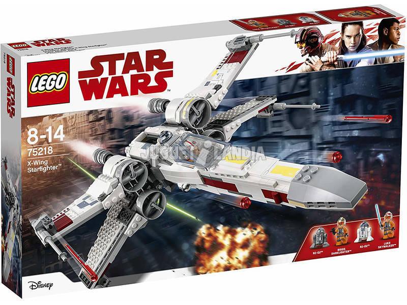 Lego Stars Wars X-Wing Starfighter 75218