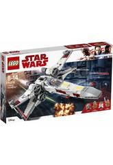 Lego Star Wars Caza estelar Ala-X 75218
