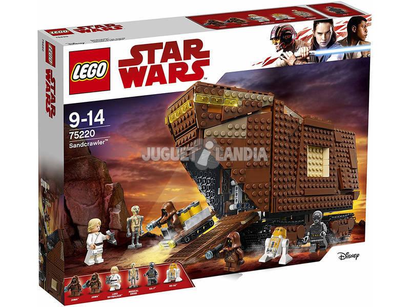 Lego Star Wars Reptador de areias 75220