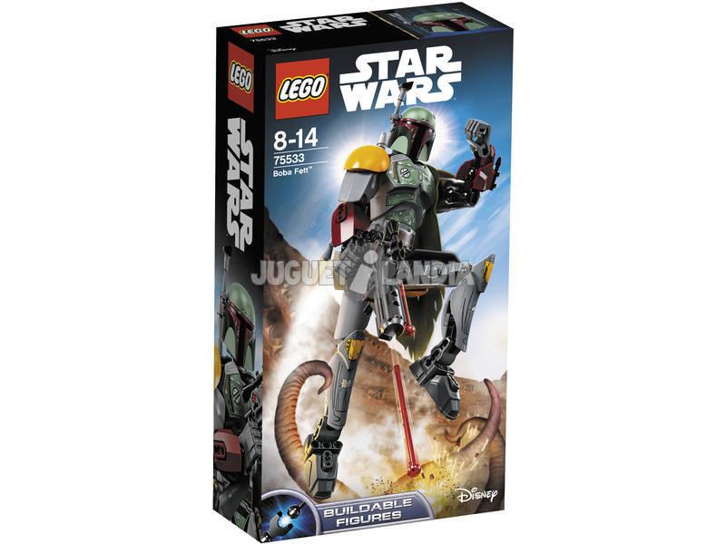 Lego Star Wars Boba Fett 75533