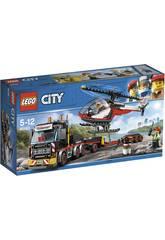 imagen Lego City Camión de Transporte de Mercancías Pesadas 60183