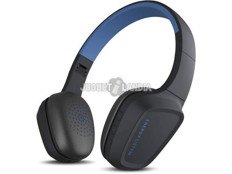 Fones de ouvido 3 Bluetooth Color Blue Energy System 429226