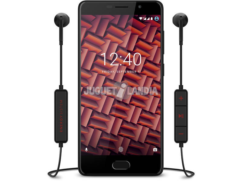 Telefone Max 3+ Com Fones De Ouvido Energy Sistem 429097