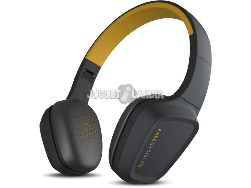 Auricolari 3 Bluetooth Color Giallo Energy Sistem 429325