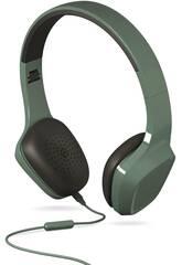 Auriculares Mic 1 Color Verde Energy Sistem 428380