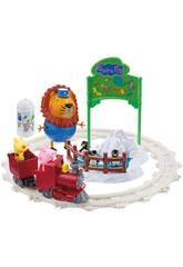 Peppa Pig Playset Day Out at the Zoo Bandai 6698