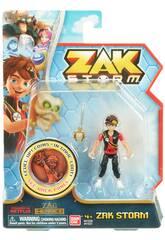 Zak Storm Figurine Articulée Bandai 41530