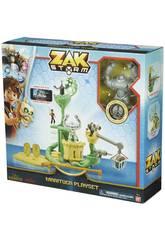 Zak Storm Deluxe Marituga Island Playset con Monete Bandai 41580
