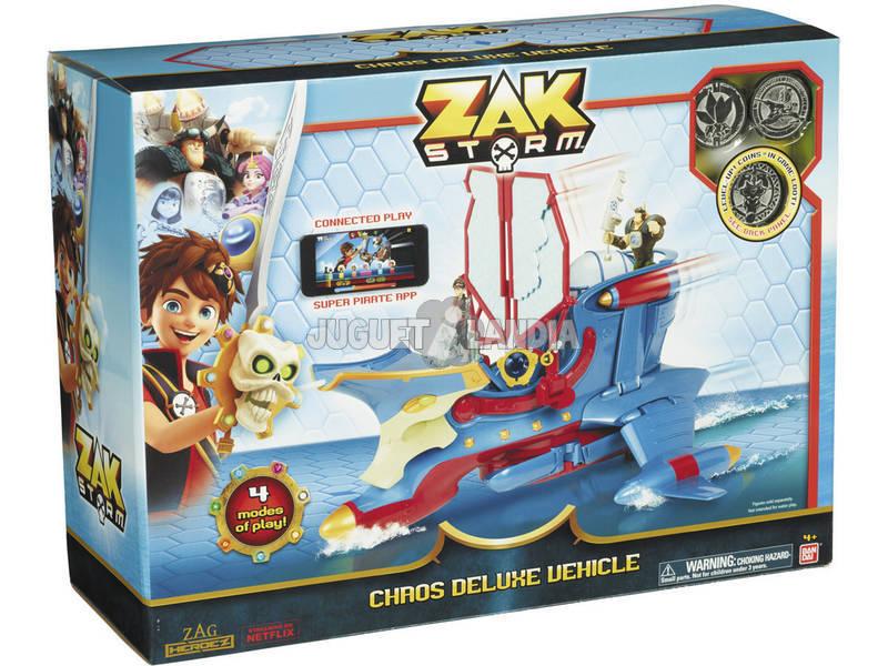 Caos Zak Storm Bandai 41595