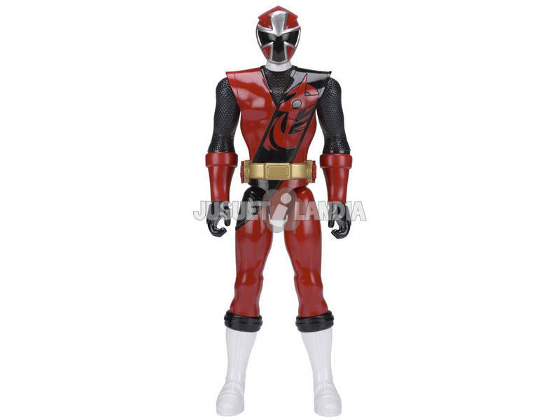 Power Rangers Hiper Figura Ninja Steel Bandai 43620