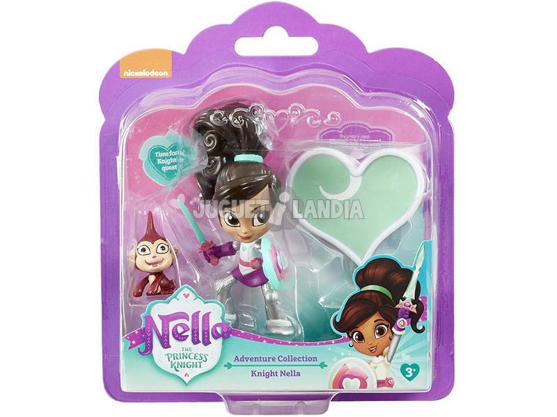 visages Nella et ses amis Bandai 11270