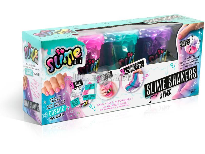 Slime Shaker Set 3 Vasetti Canal Toys SSC003