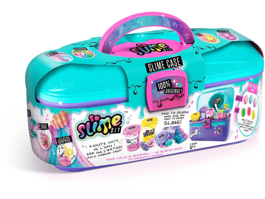 Slime Maletín Canal Toys SSC004