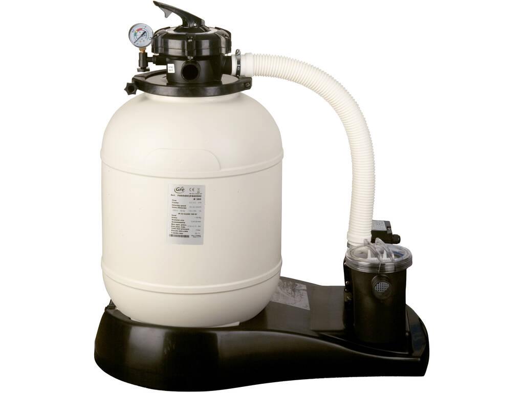 Acheter piscine aspect graphite ronde 350 x 132 cm granada for Piscine graphite ovale