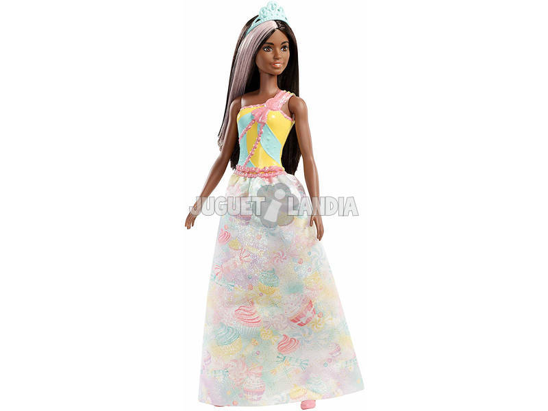 Barbie Princesas Dreamtopia Mattel FXT13