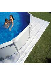 Tapis Couverture Protectrice Sol 825 x 500 cm Gre MPROV810