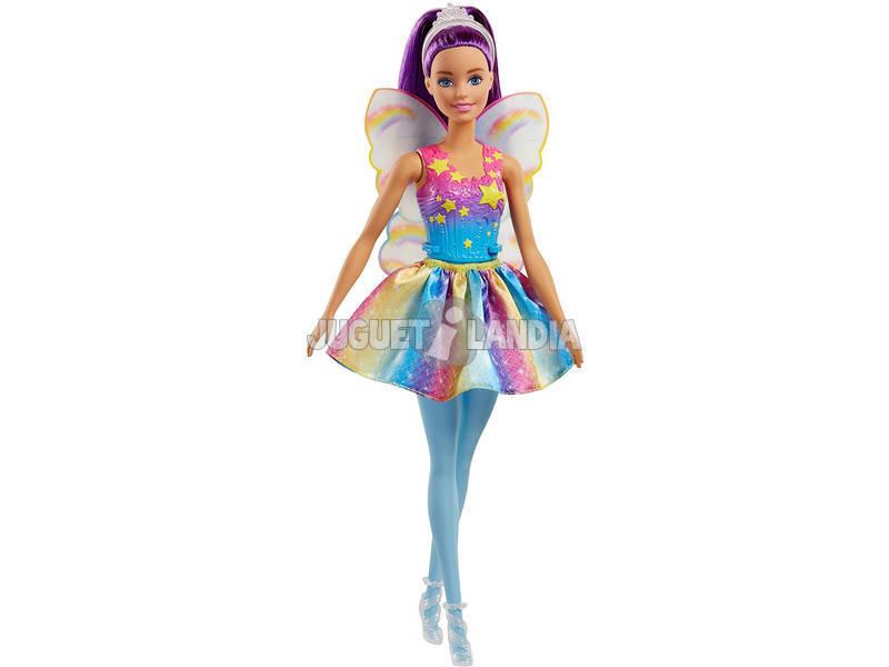 Barbie Fadas Dreamtopia Mattel FJC84