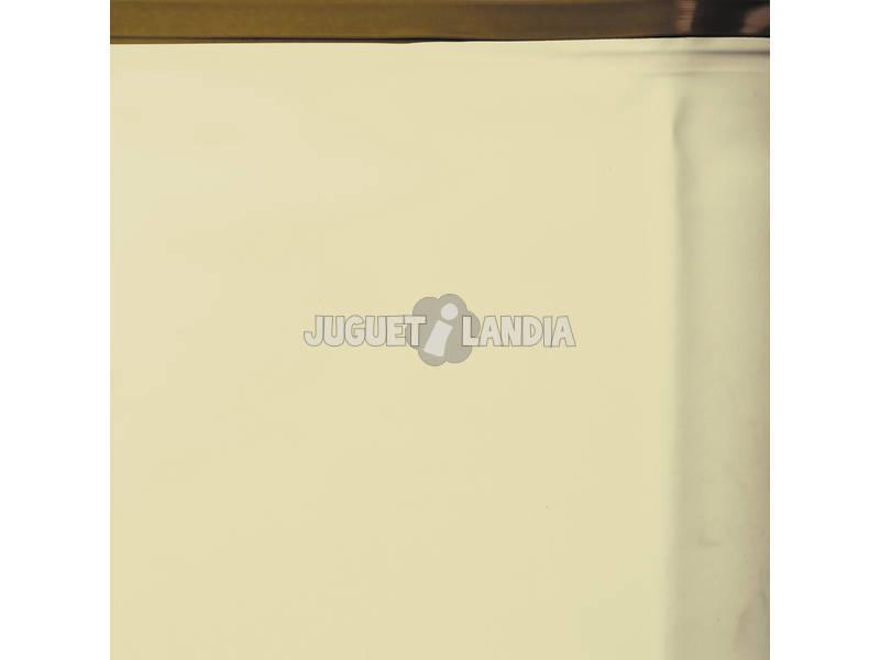 Liner Beige per Piscina in Legno 942x592x146 cm. Gre 786219