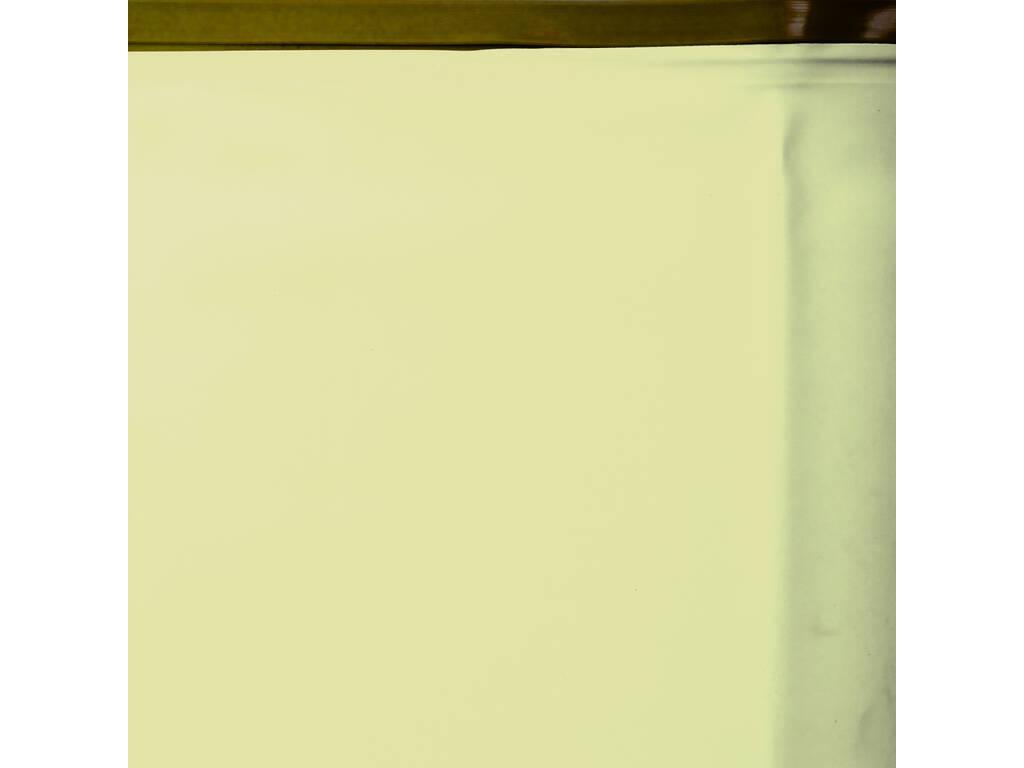 Liner Beige per Piscine in Legno 637x412x133 cm. Gre 786216
