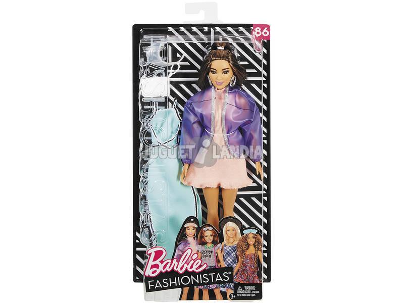 Barbie Fashionista Con Modas Mattel FJF67